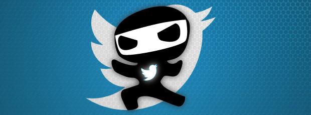 12 tips para usar twitter como un verdadero Ninja